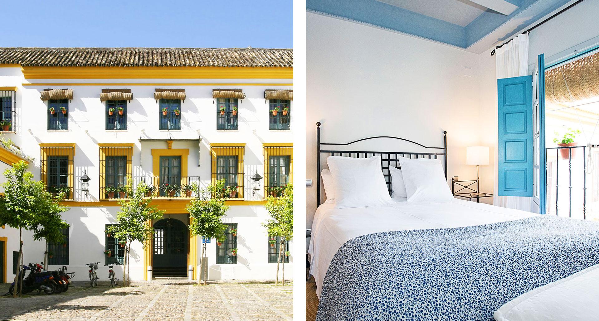 Sevilla Hospes Las Casas Del Rey de Baeza - boutique hotel in Sevilla