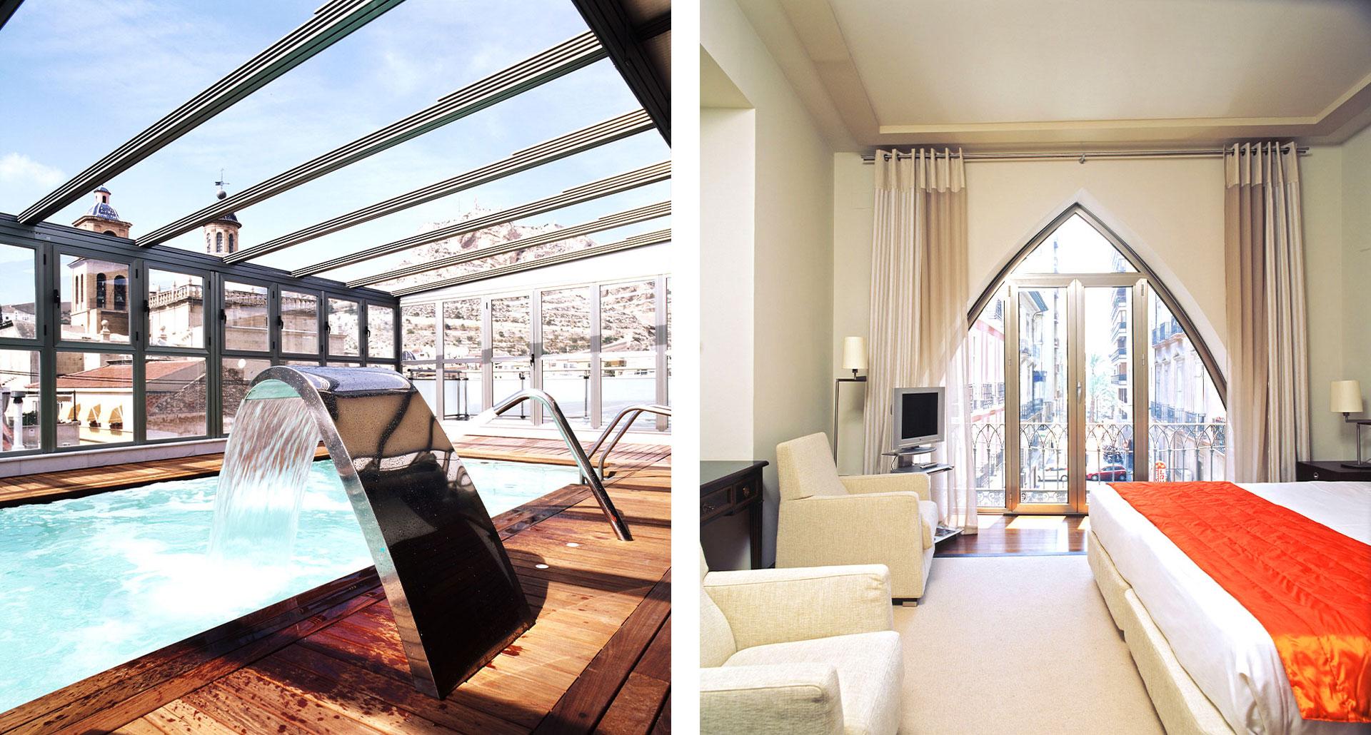 Hospes Amerigo - boutique hotel in Alicante