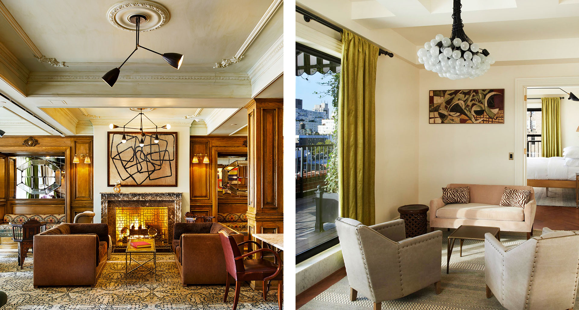 The Marlton Hotel - boutique hotel in New York