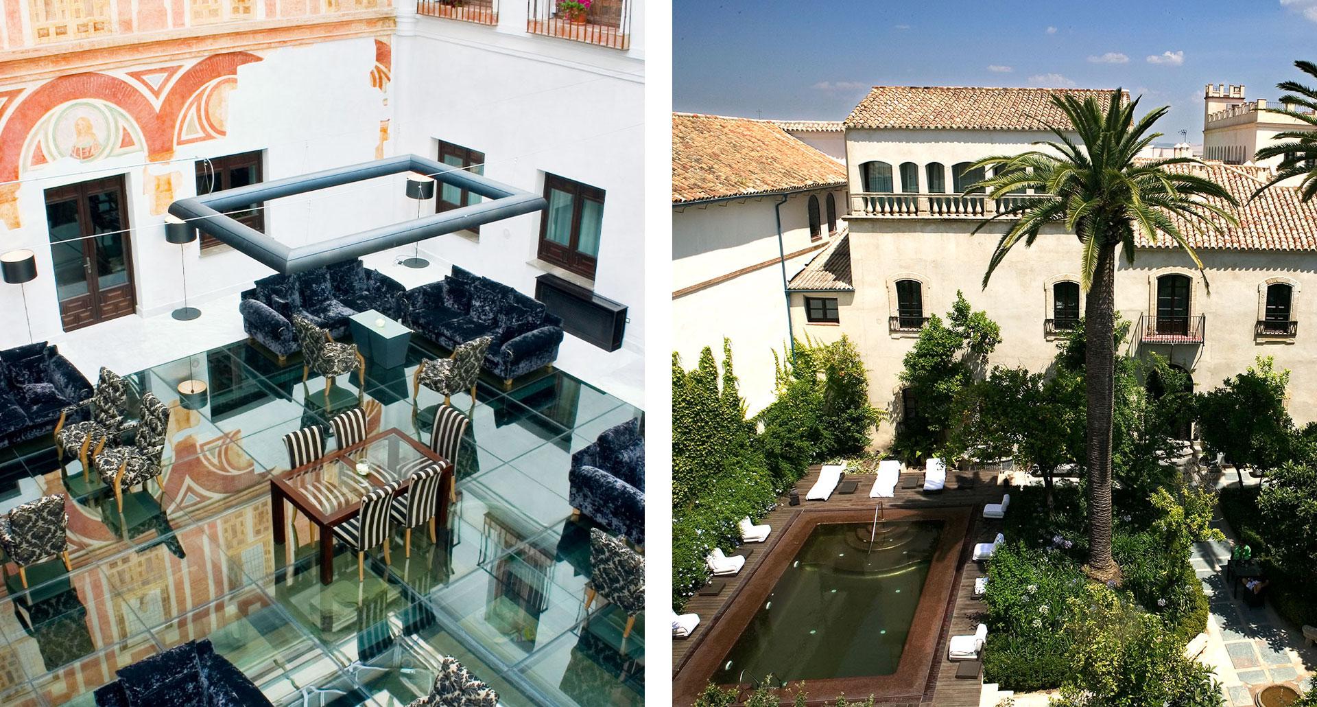 Hospes Palacio Del Bailio - boutique hotel in Cordoba