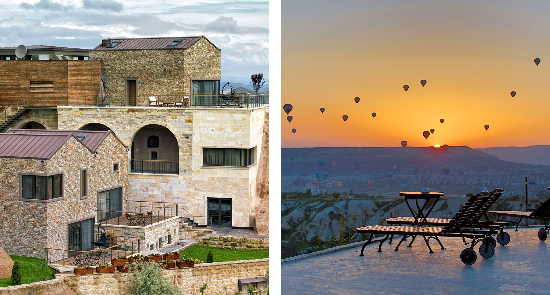 Ariana Sustainable Luxury Lodge - boutique hotel in Ortahisar