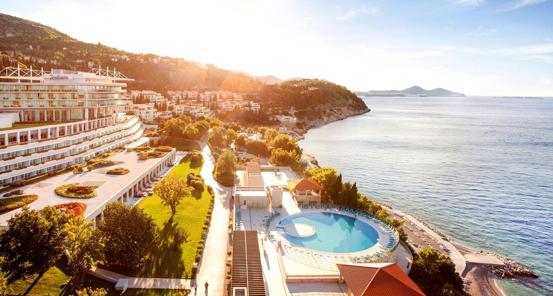 Sun Gardens Dubrovnik - boutique hotel in Dubrovnik