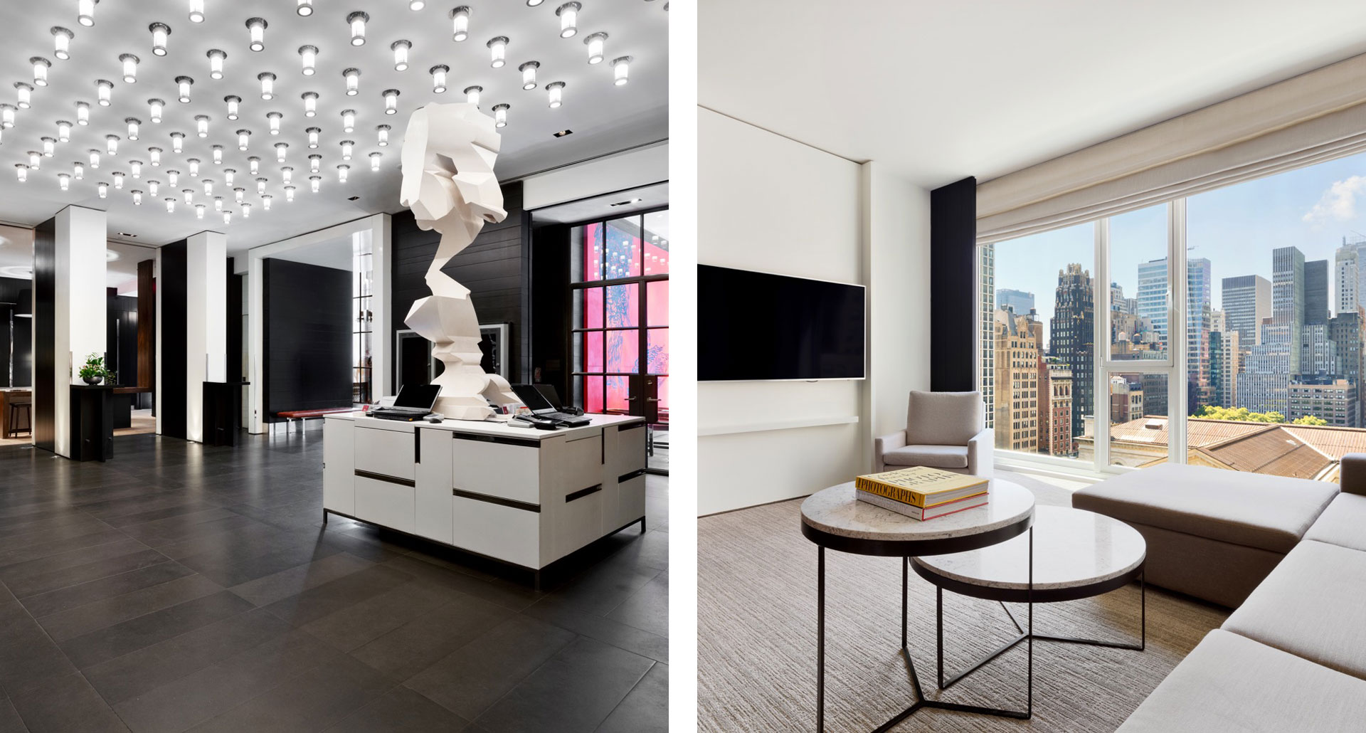 Andaz 5th Avenue - boutique hotel in New York