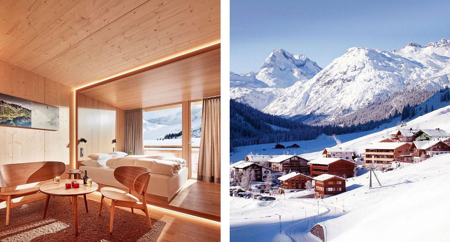 Walch's Rote Wand Gourmet Hotel - boutique hotel in Austria