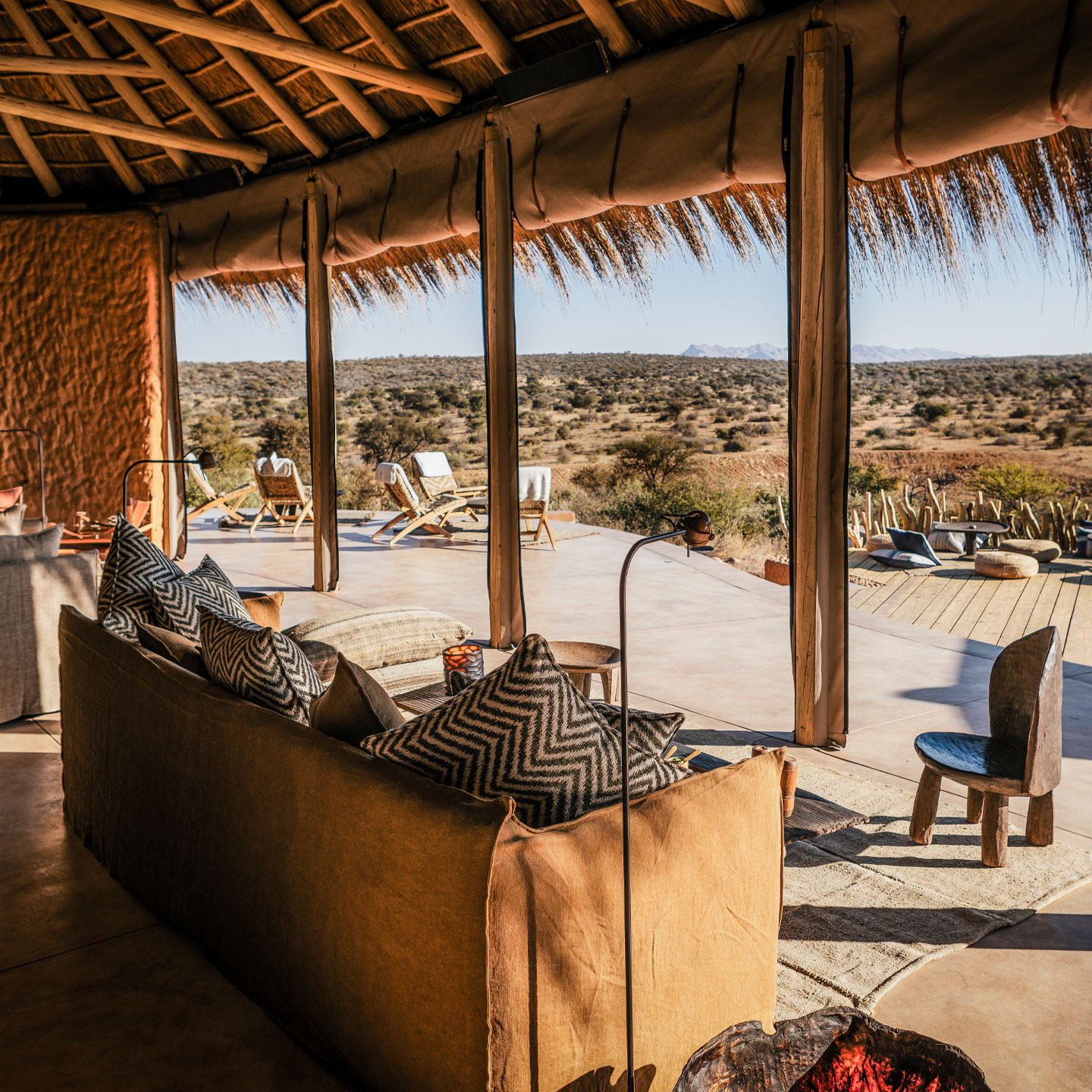 Omaanda - boutique hotel in Windhoek