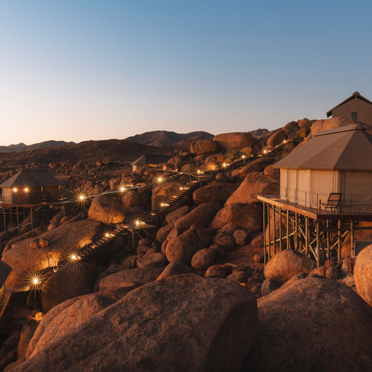 Sonop - boutique hotel in Namib Desert