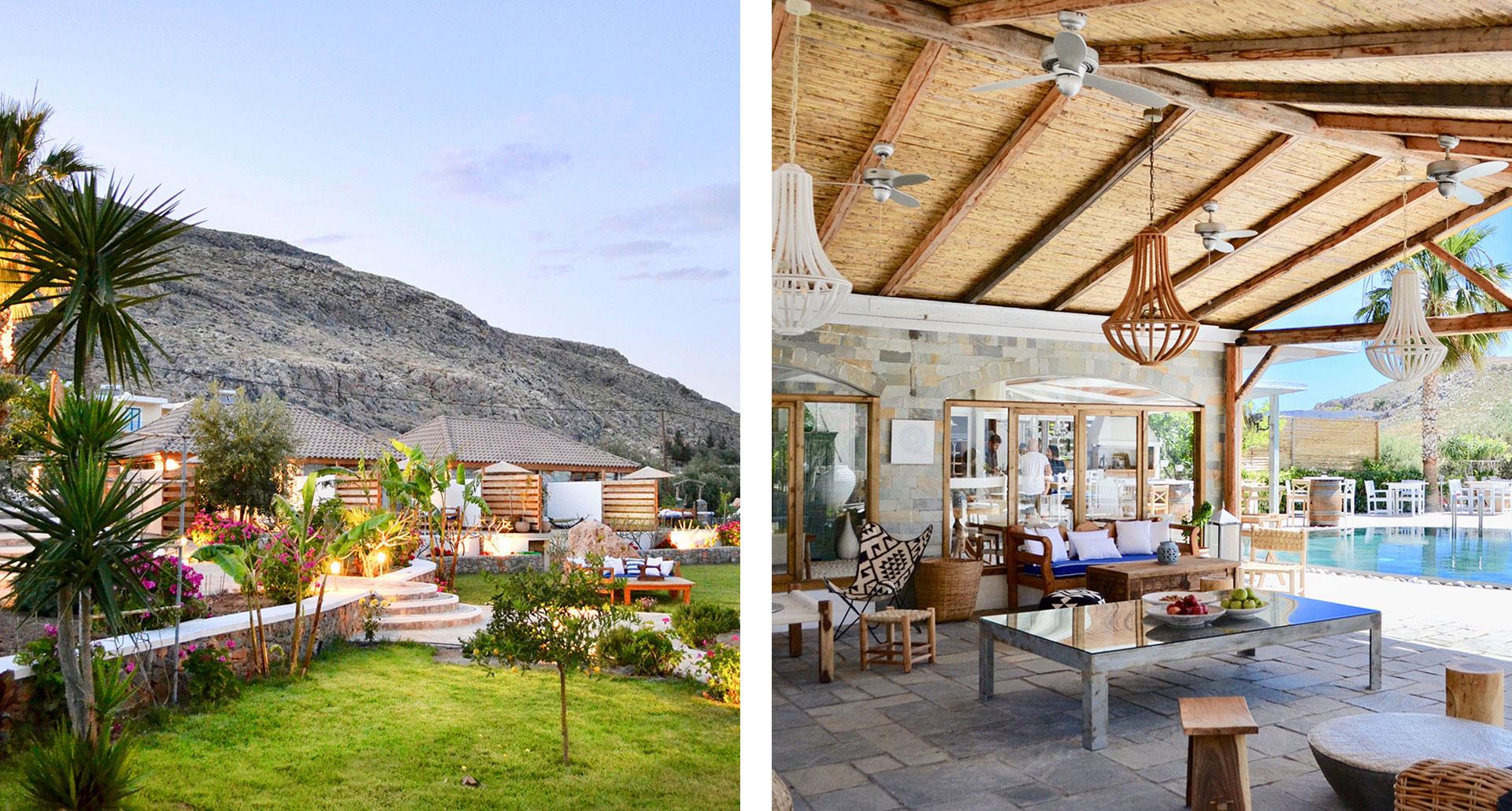 Caesars Gardens Hotel & Spa - boutique hotel in Rhodes