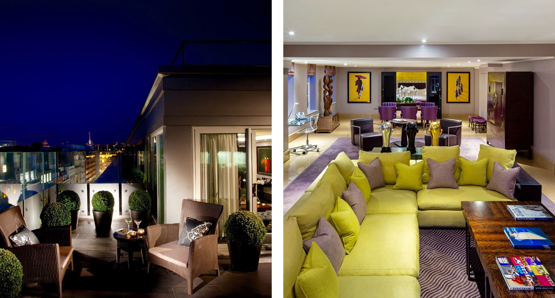 The May Fair - boutique hotel in London
