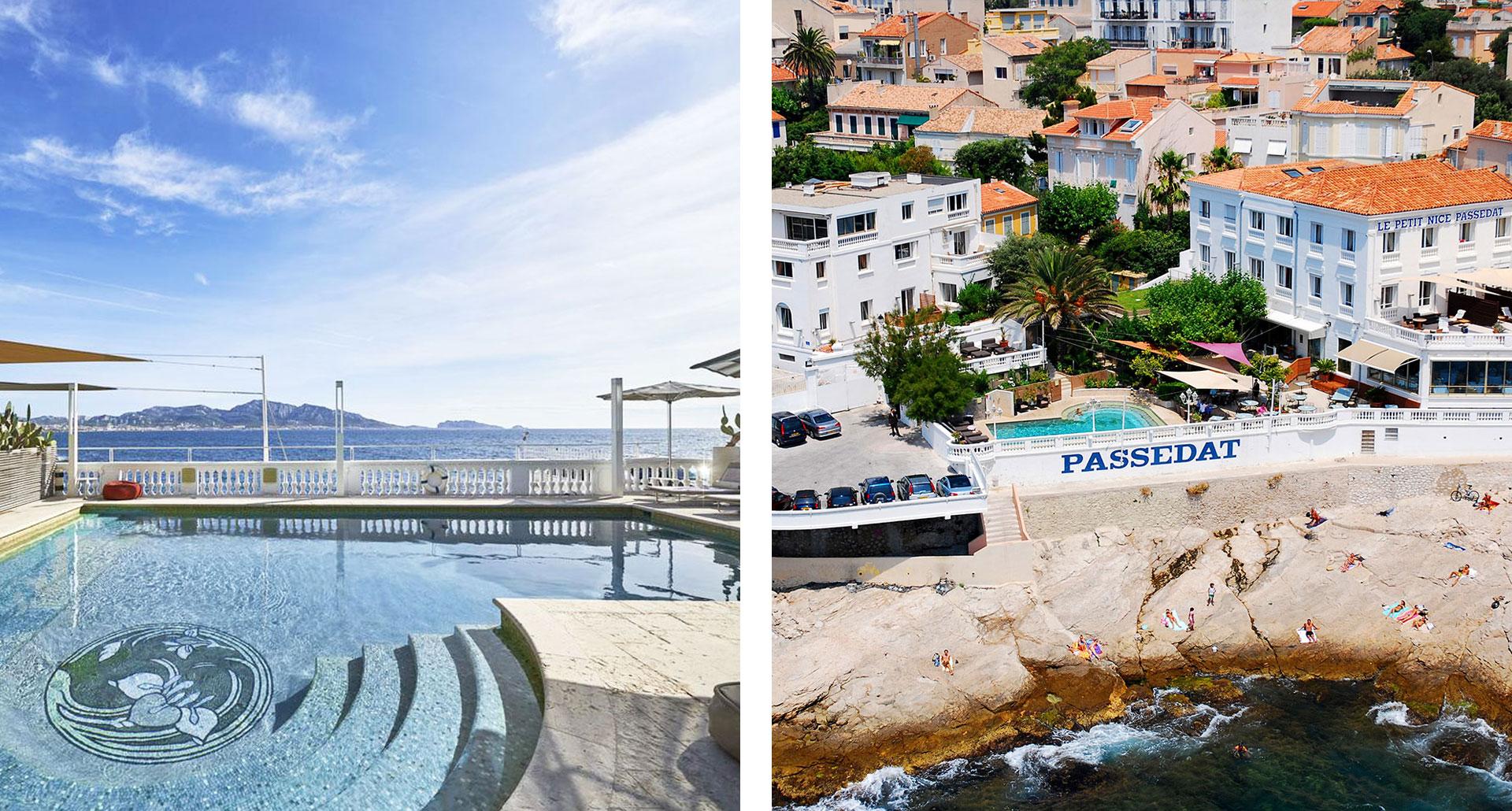 Le Petit Nice Passedat - boutique hotel in Marseille
