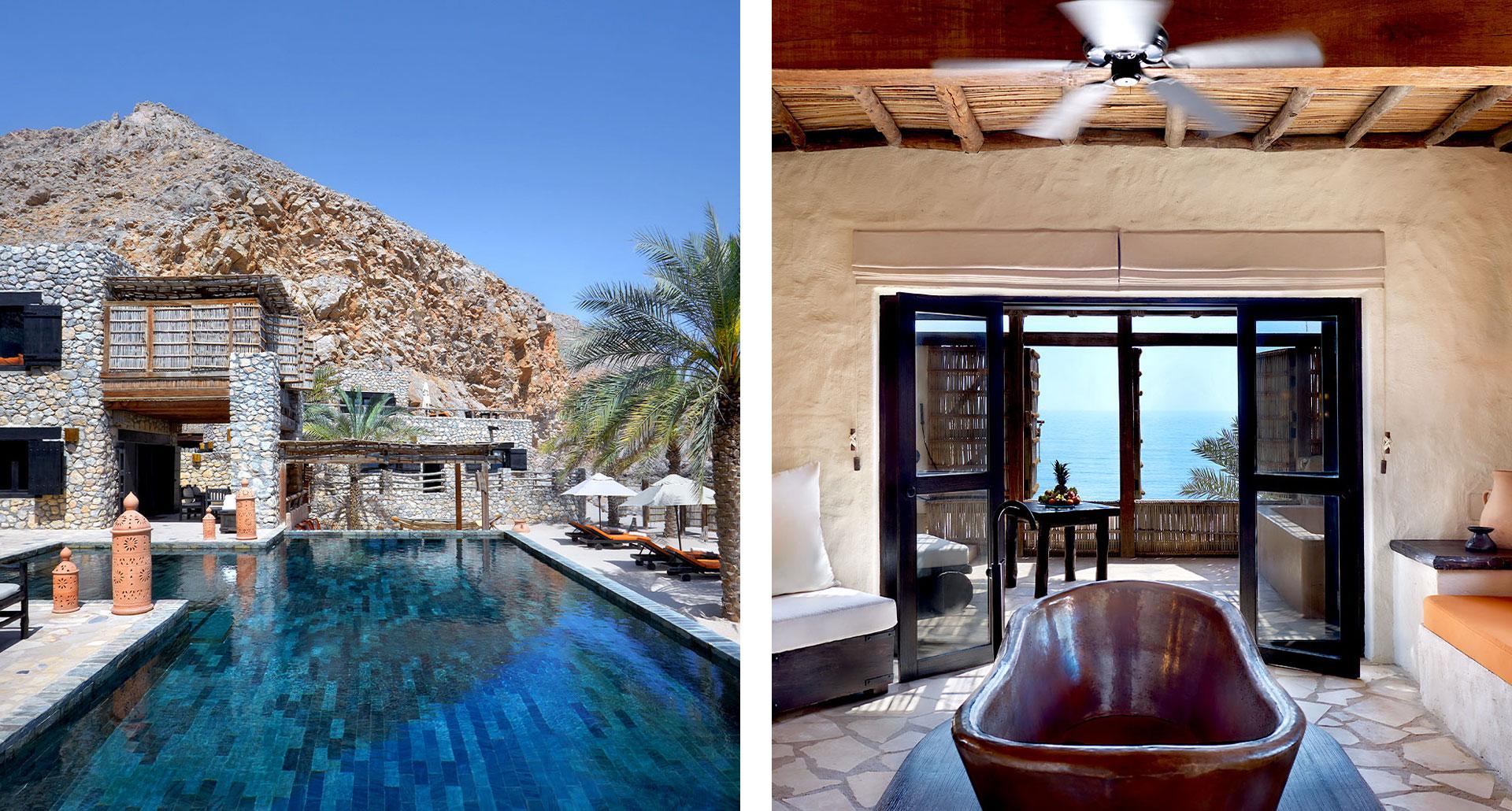 Six Senses Zighy Bay - boutique hotel in Oman