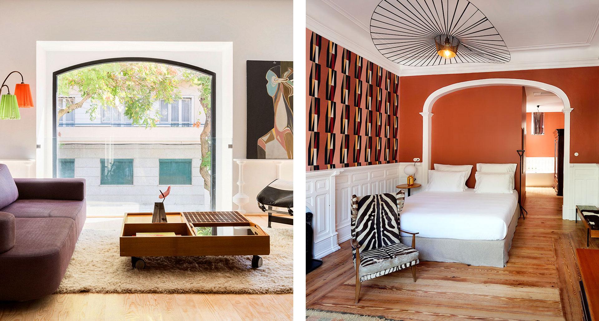 Casa Fortunato - boutique hotel in London