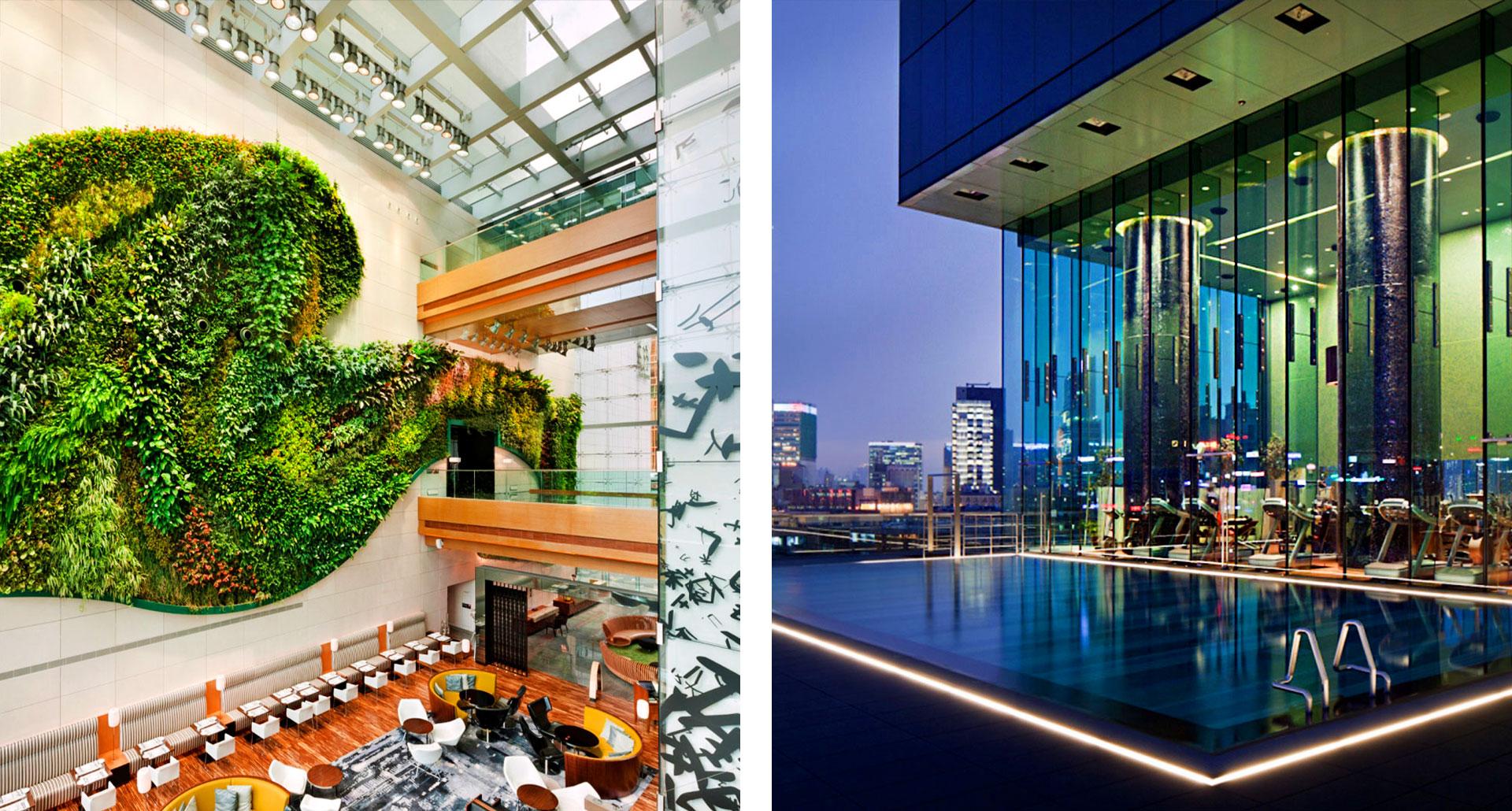 Hotel Icon Hong Kong - boutique hotel in Hong Kong