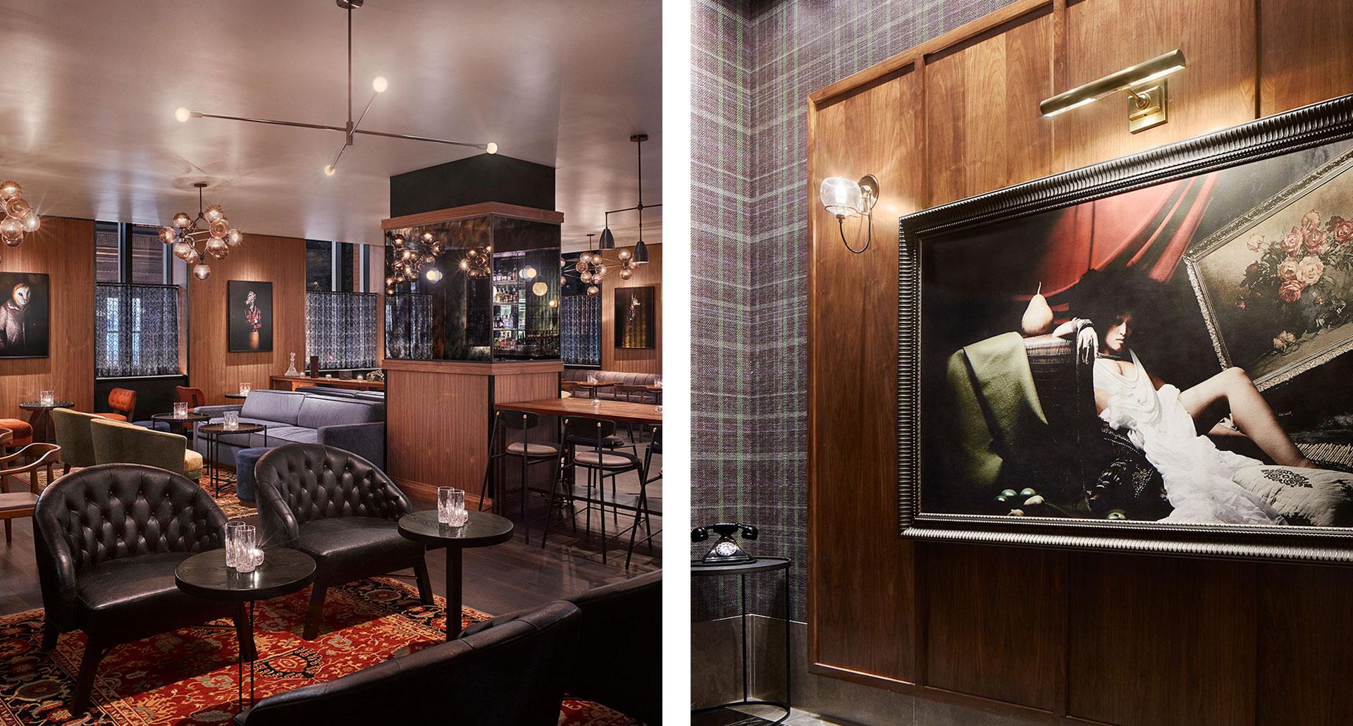 Kimpton Nine Zero Hotel - boutique hotel in Boston