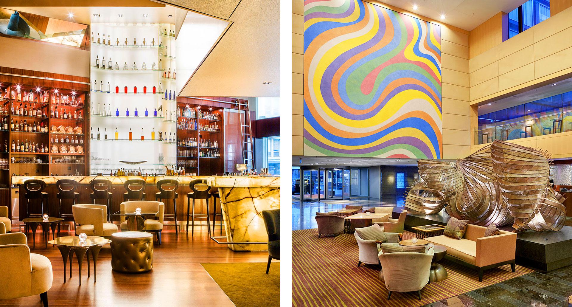 Park Hyatt Zurich - boutique hotel in Zurich