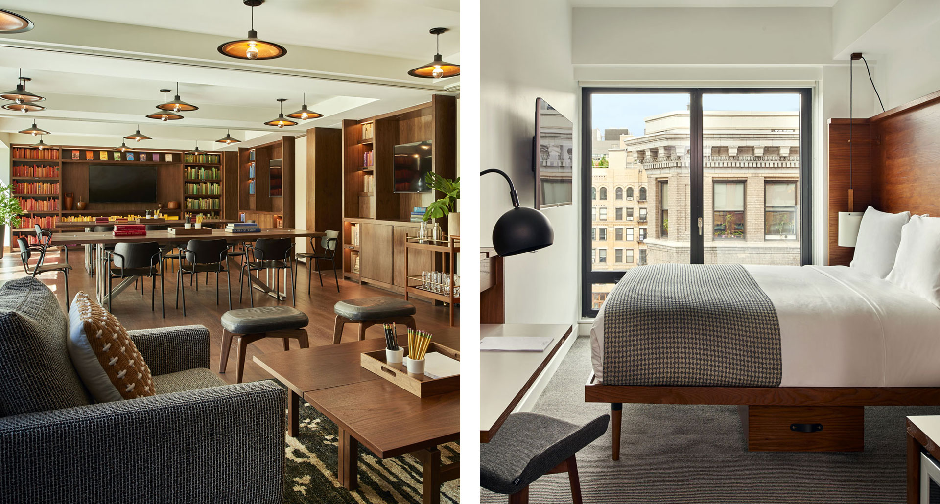 Arlo Soho - boutique hotel in New York