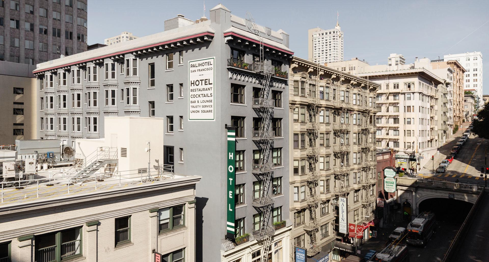 Palihotel San Francisco