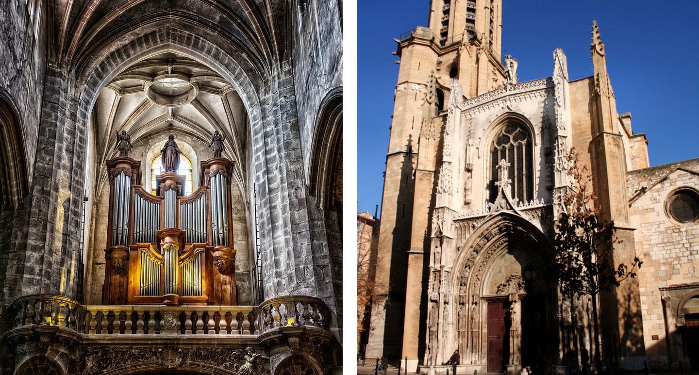 La Cathédrale St-Sauveur