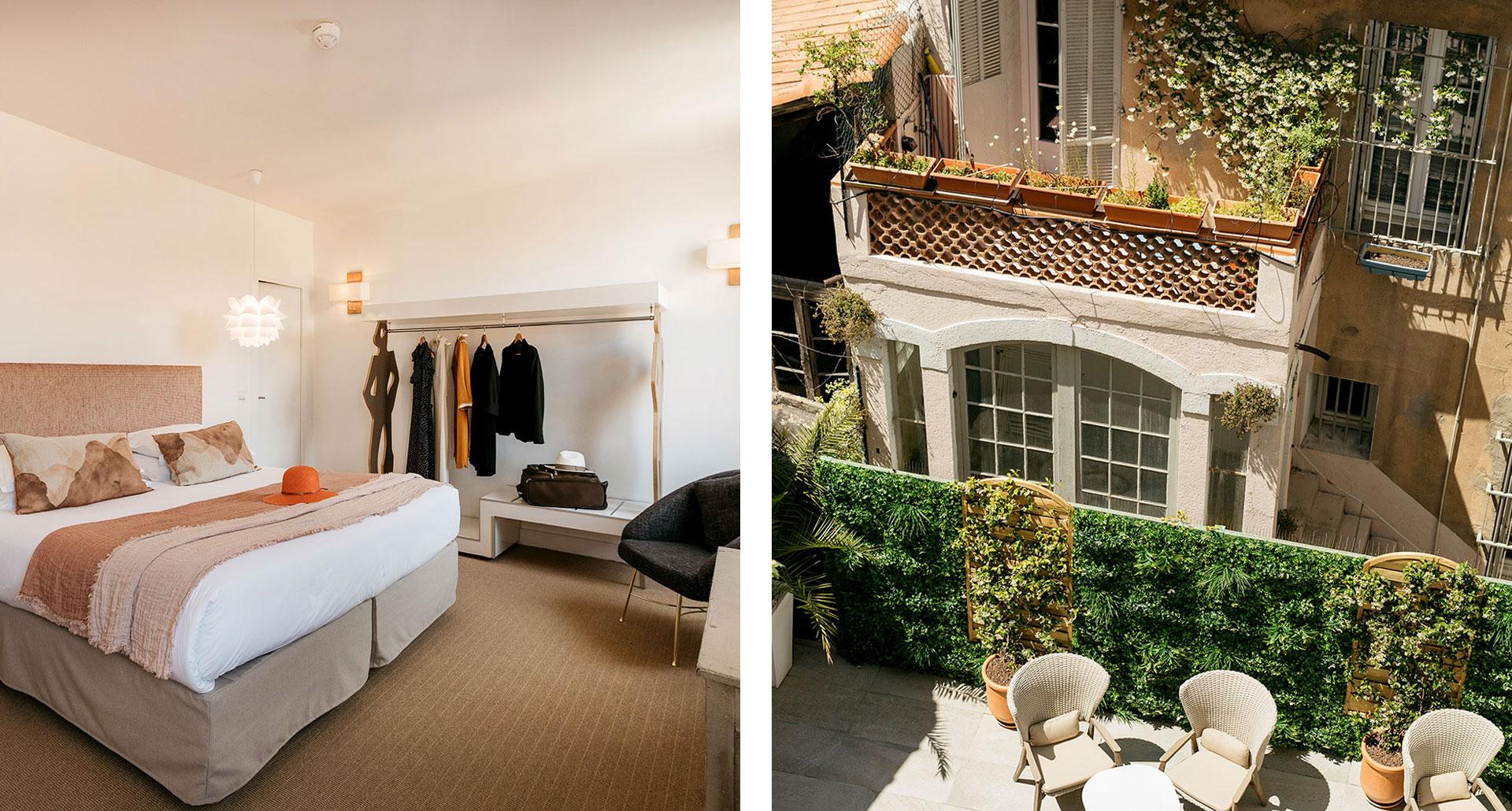 Hôtel Cézanne - boutique hotel in Aix-en-Provence