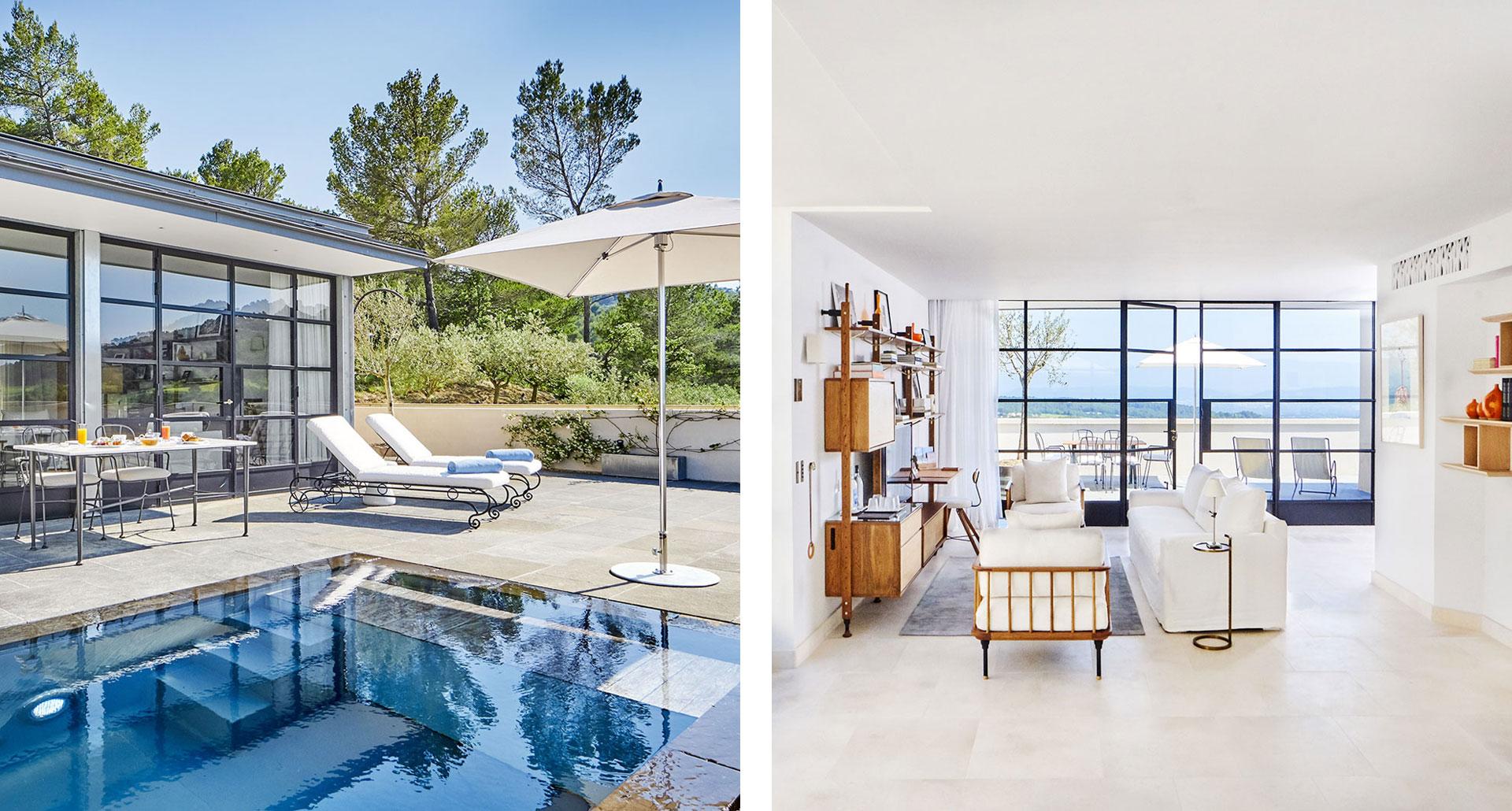 Villa La Coste - boutique hotel in Aix-en-Provence