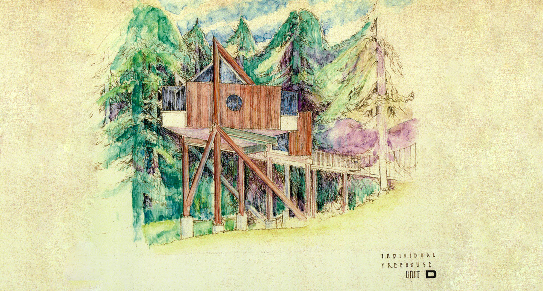 Mickey Muennig's Big Sur Illustration