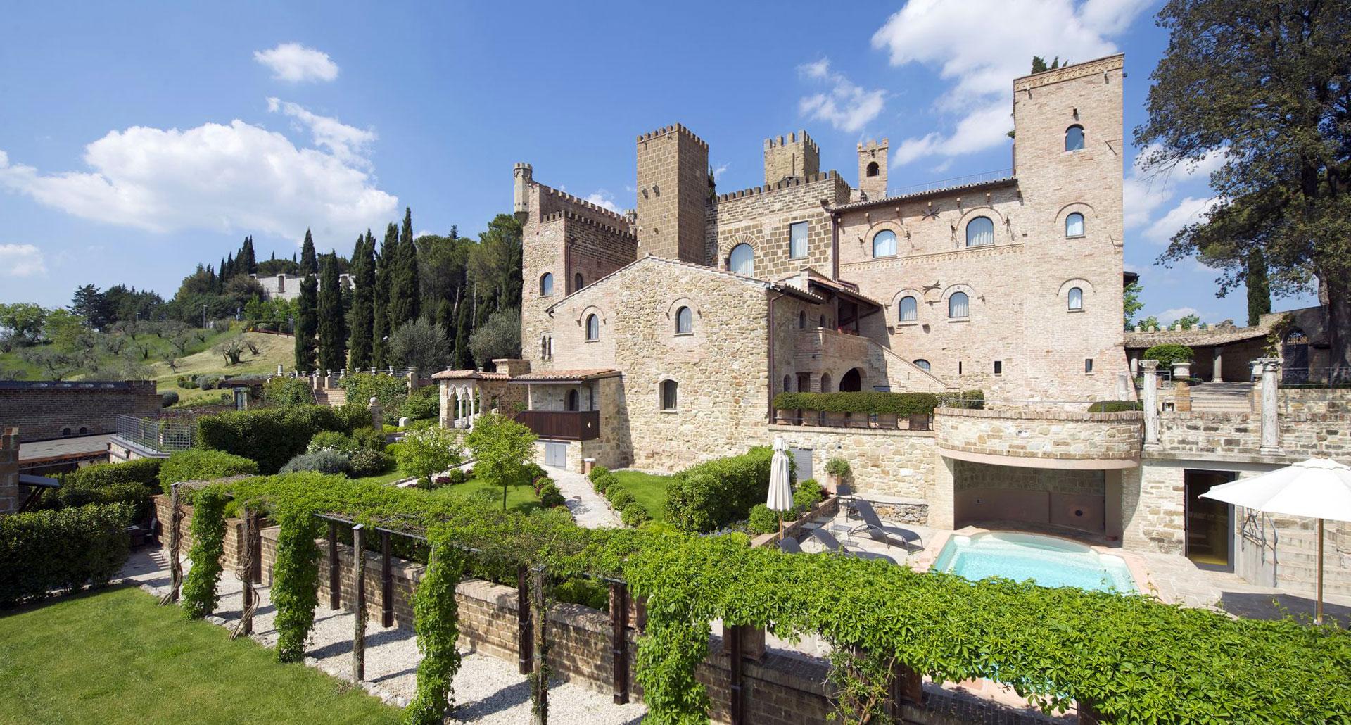 Hotel Castello di Monterone