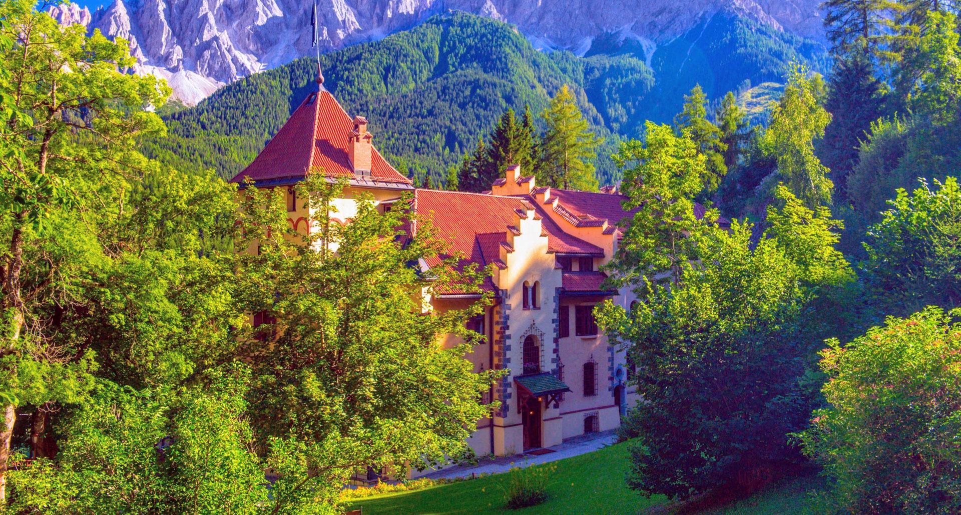 Valcastello Dolomite Chalet
