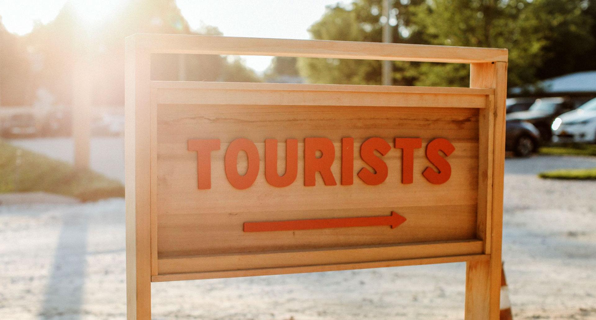 """Tourists"""