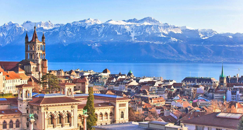 Le Lac Léman & Lausanne