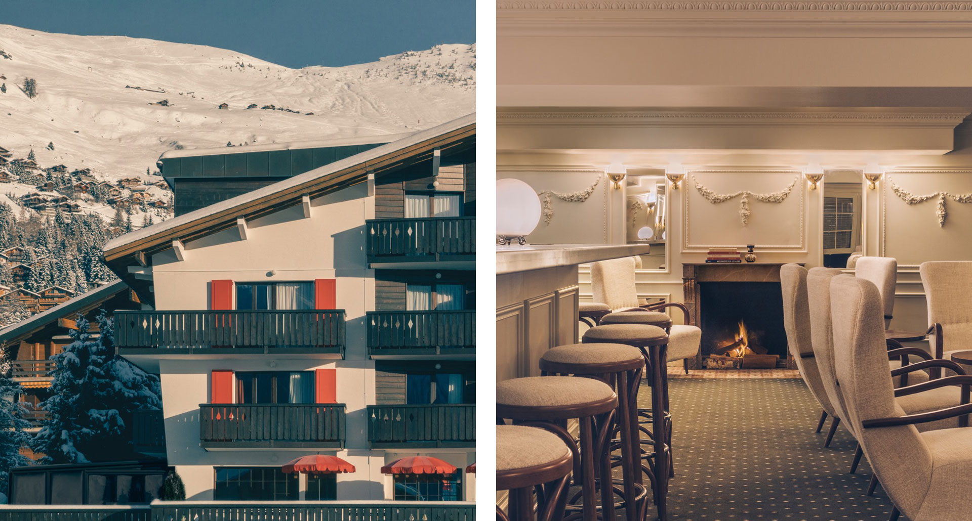 Experimental Chalet - boutique hotel in Verbier