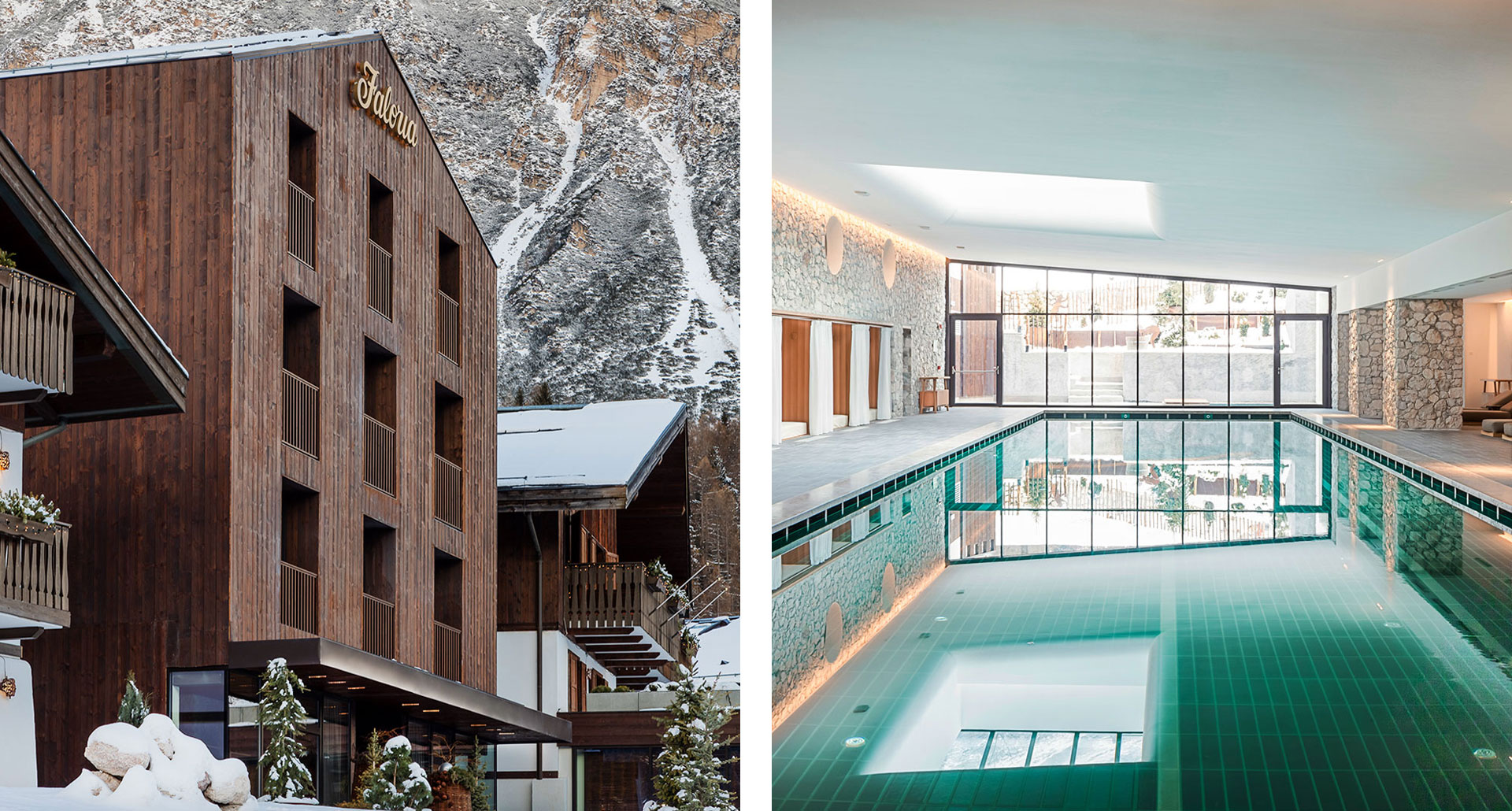 Faloria Mountain Spa Resort - boutique hotel in Italy