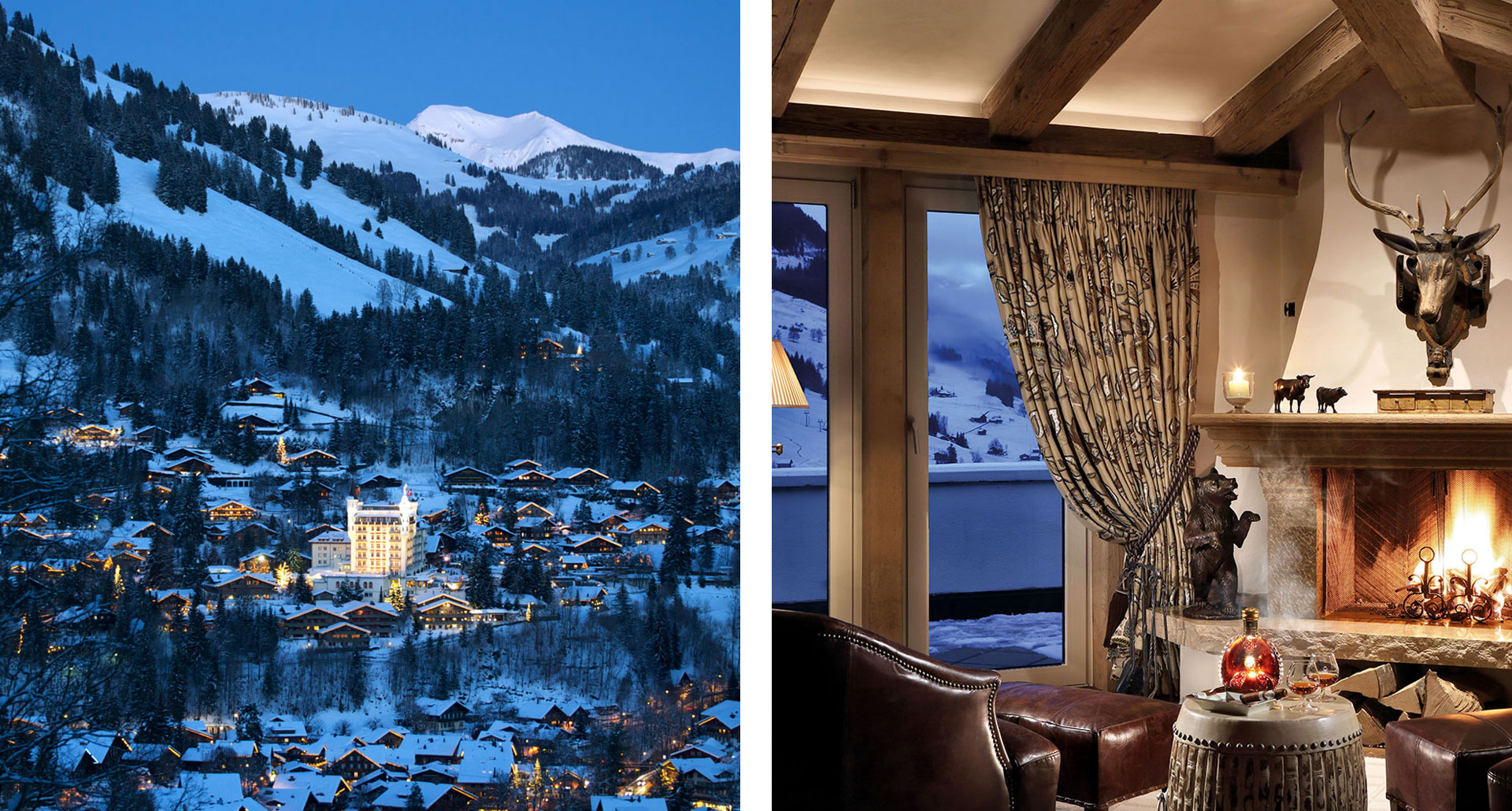 Gstaad Palace - boutique hotel in Gstaad