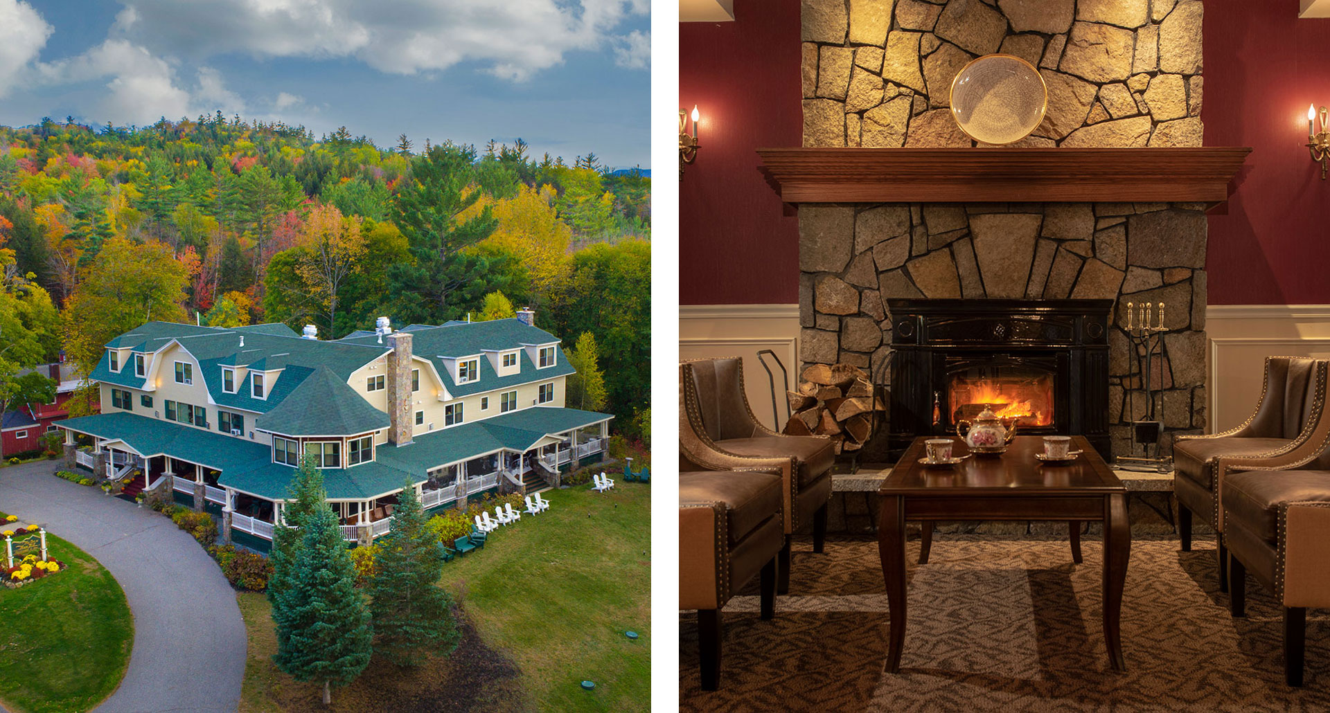 Inn at Thorn Hill - boutique hotel in Jackson, NH