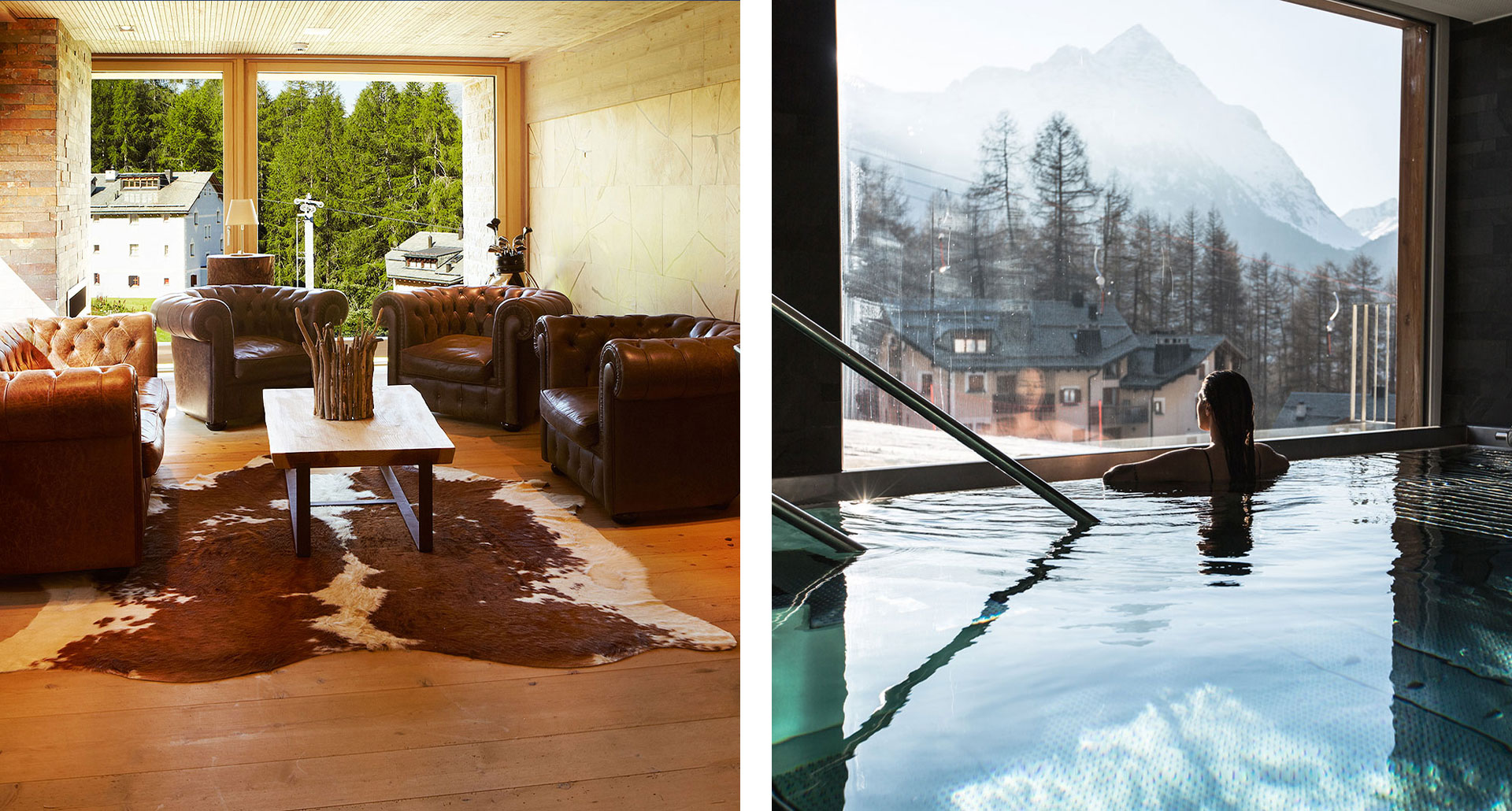 Nira Alpina - boutique hotel in St. Moritz