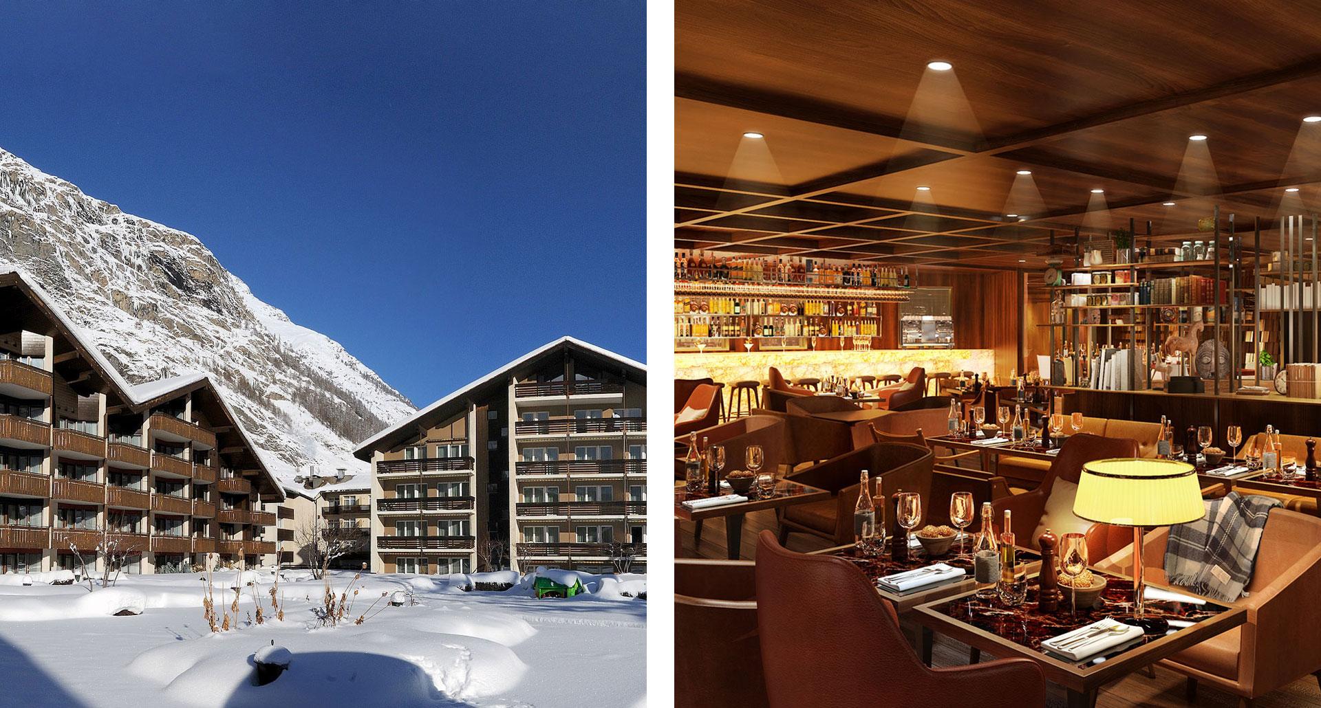 Schweizerhof Zermatt - boutique hotel in Zermatt