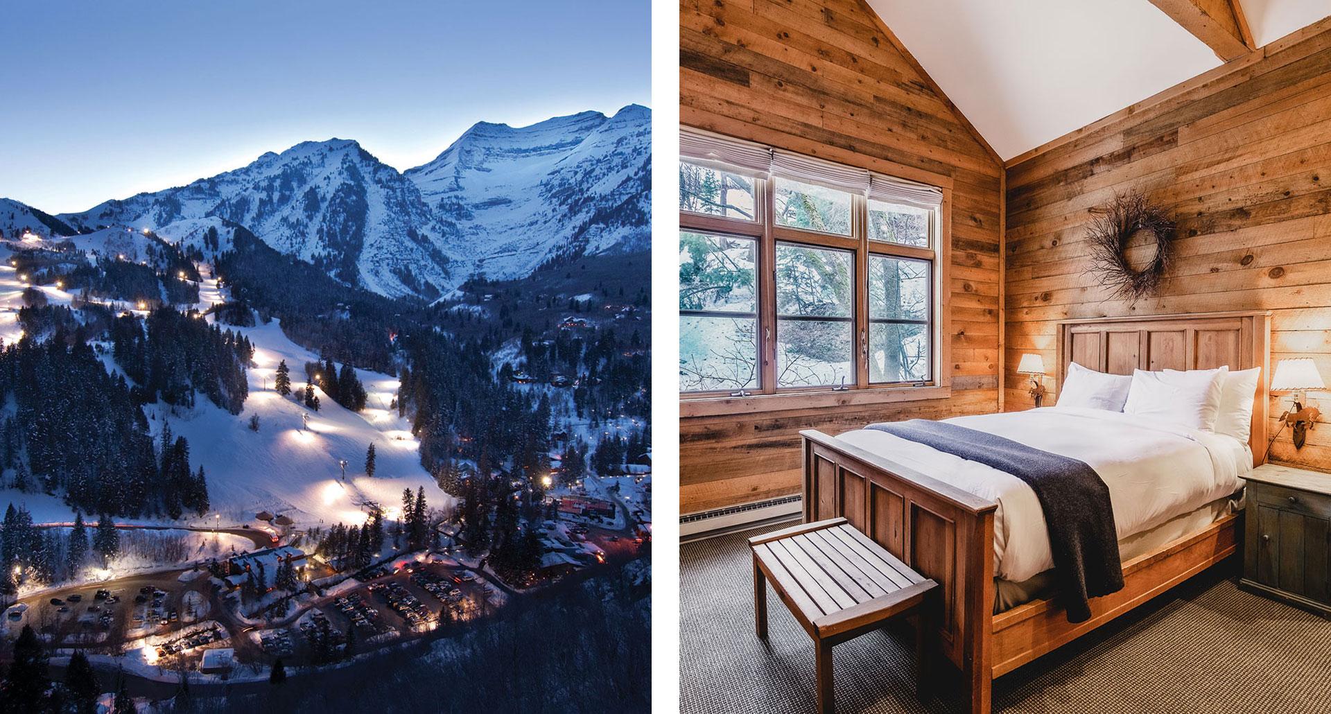 Sundance Resort - boutique hotel in Provo