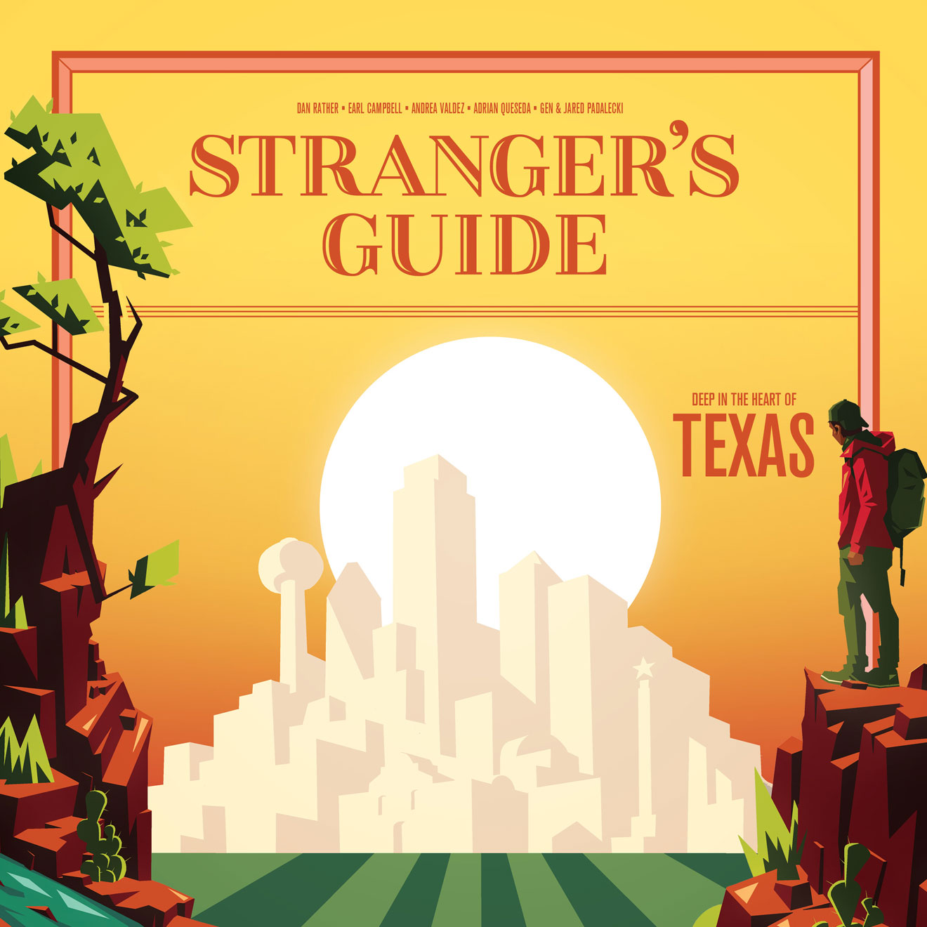 About Stranger's Guide