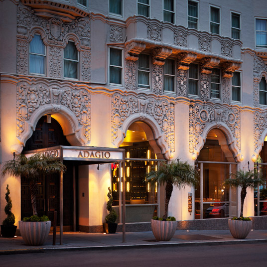 29 Best Luxury Boutique Hotels In San Francisco Bay Area Tablet