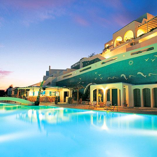 Aegialis Hotel and Spa
