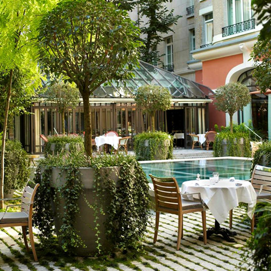 Le Royal Monceau Raffles Paris Paris France Hotel