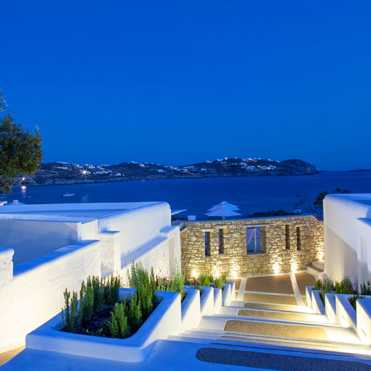 Boutique hotel mykonos greek islands hotel for Tablet boutique hotels