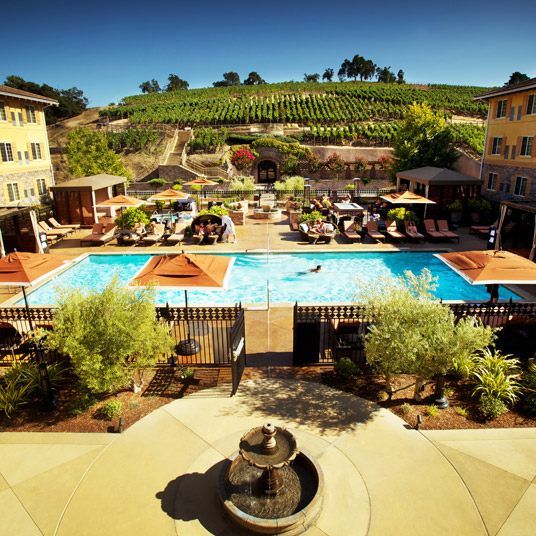21 Best Luxury Boutique Hotels In Napa Sonoma Valleys Tablet