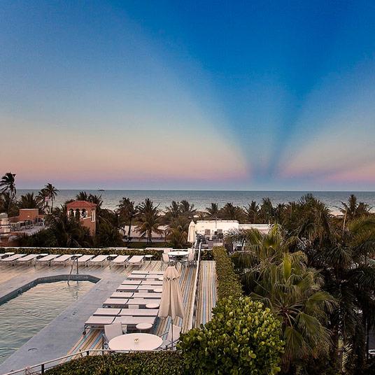 南海滩酒店(The Hotel of South Beach)