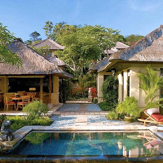 巴厘岛金巴兰湾四季度假酒店(Four Seasons Resort Bali at Jimbaran Bay)