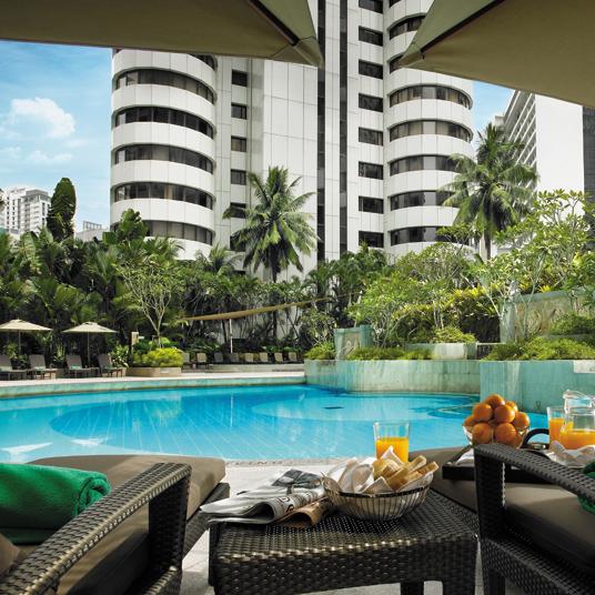 吉隆坡香格里拉酒店(Shangri-La Hotel, Kuala Lumpur)