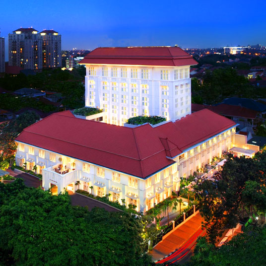 The Hermitage Hotel, Menteng-Jakarta