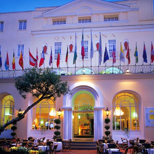 Grand Hotel Quisisana Capri Amalfikuste 13 Verifizierte