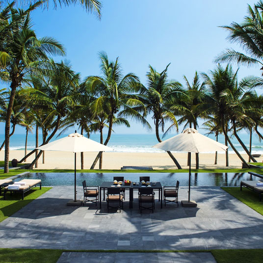 Four Seasons Resort, The Nam Hai