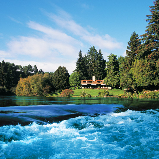 Huka Lodge
