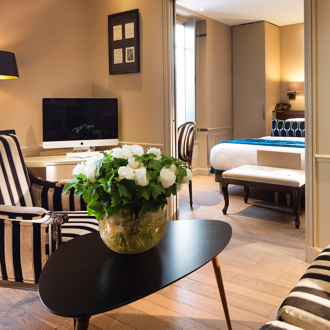 h tel spa la belle juliette paris france 55 chroniques h tels tablet hotels. Black Bedroom Furniture Sets. Home Design Ideas