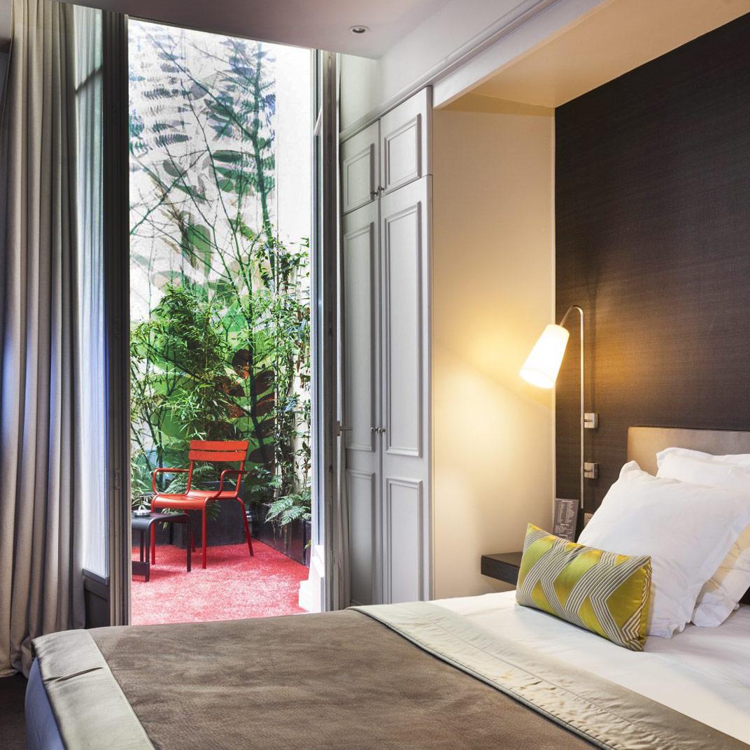 Hotel Duo Paris Reviews